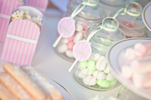 Un DIY & un Kit gratuit à imprimer : Merci Le Candy Bar
