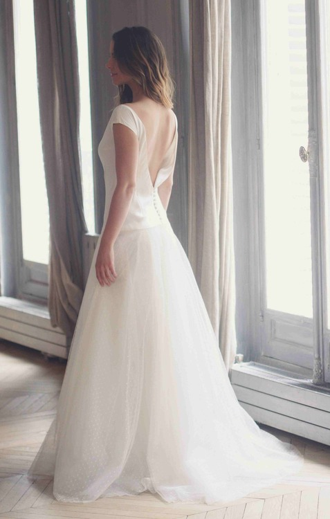 Robe de Mariée : Collection Marie Laporte 2013