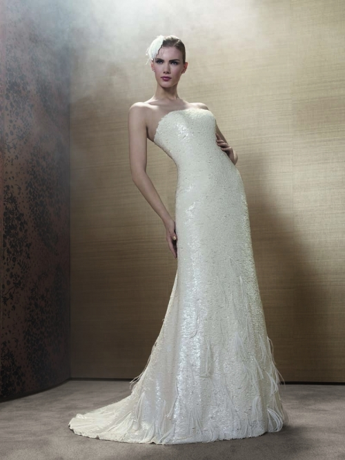 Robe de mariée : Collection Pronuptia 2013