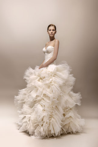 Robe de Mariée : Collection Max Chaoul 2013