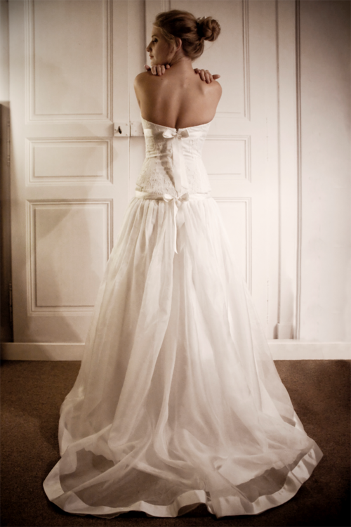 Robes de Mariée : Stéphanie Wolff Collection 2013
