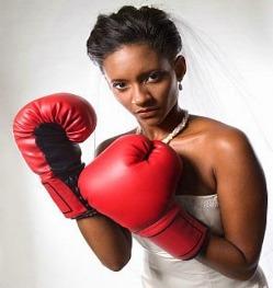 Ce qui énerve une future mariée : l'invité(e) que tu n'as pas envie de voir.