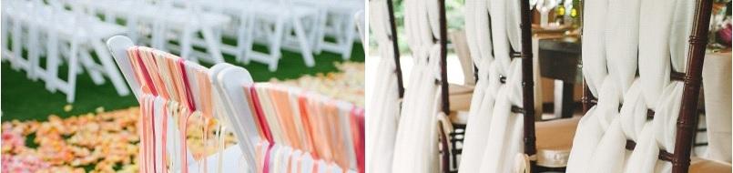 {Mariage  Original} 15 idées pour décorer des chaises