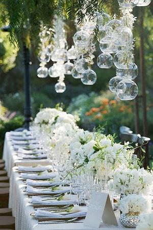 tendance deco mariage table banquet, tendance mariage table banquet, 5 tendances deco mariage à adopter