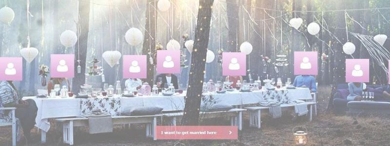 La cérémonie de mariage vue par Ikea