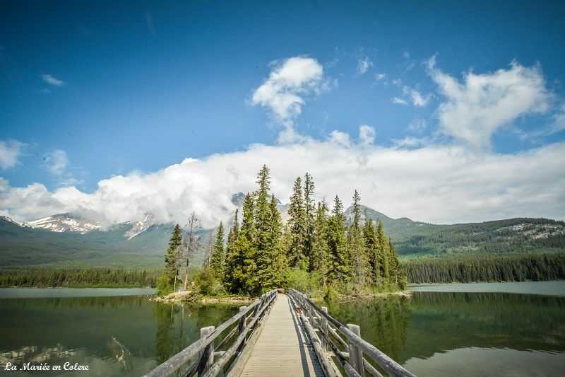ile Jasper National Park