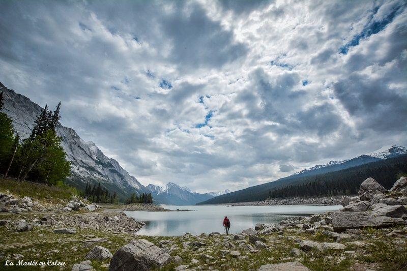 lac Jasper National Park