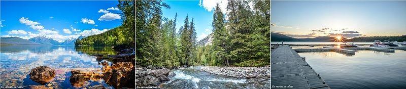 road trip usa canada glacier nation park
