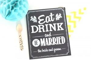 organisation repas mariage