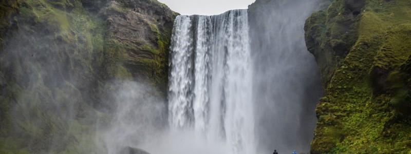 Skogafoss Islande