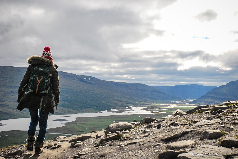 randonnée Litlanesfoss