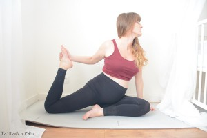 yoga enceinte tenue