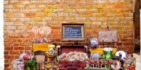 15 idées de décoration pour votre candy bar