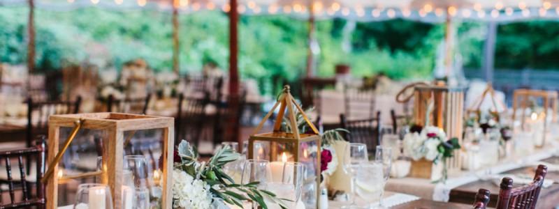 {Inspiration} Des jolies lanternes pour décorer votre mariage
