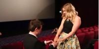 {Vidéo} Une demande en mariage dans un cinéma