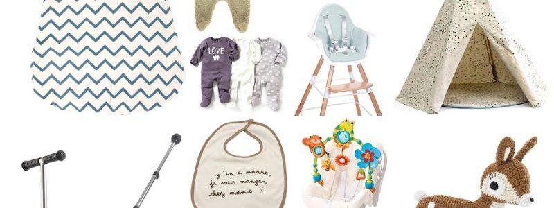 {Question} Quel cadeau pour un bébé de 1 an ?