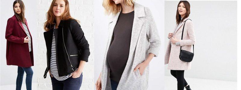 10 manteaux pour tenir la future maman au chaud