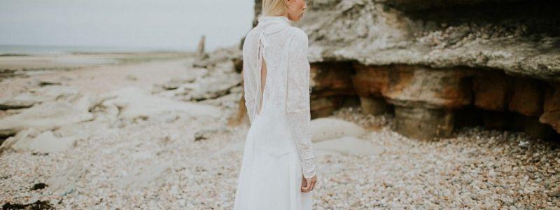 Collections 2018 : 10 robes de mariée avec des manches longues
