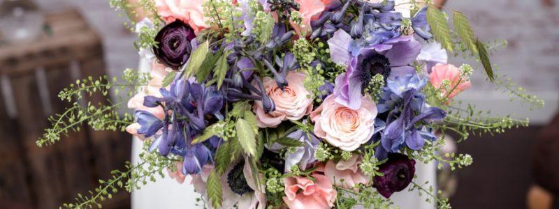 {Shooting Mariage} Inspiration florale & vintage
