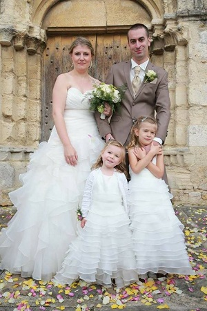 robe de mariage tati