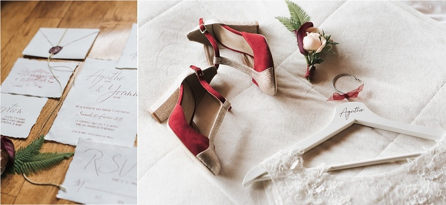 inspiration mariage hivernal