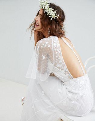 tenue mariée pas cher