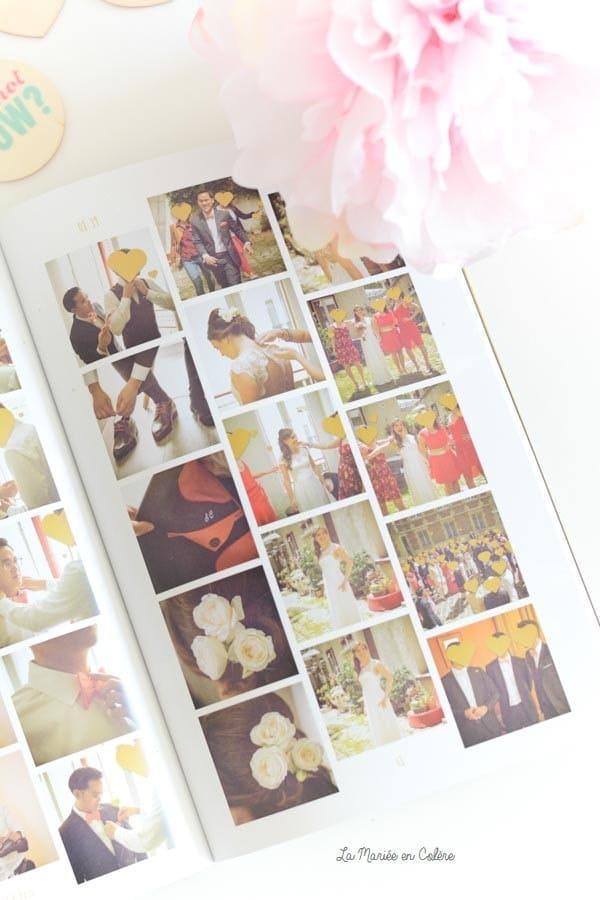 appli téléphone photos mariage