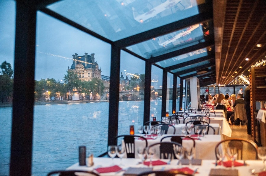 restaurant peniche paris