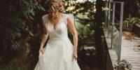 {Témoignages} Ma robe de mariée fluide