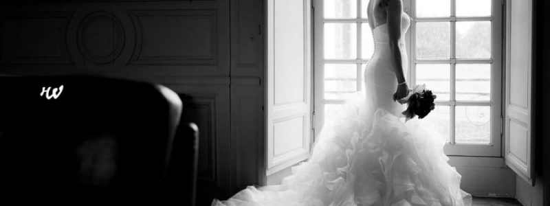 {Témoignages} Ma robe de mariée princesse
