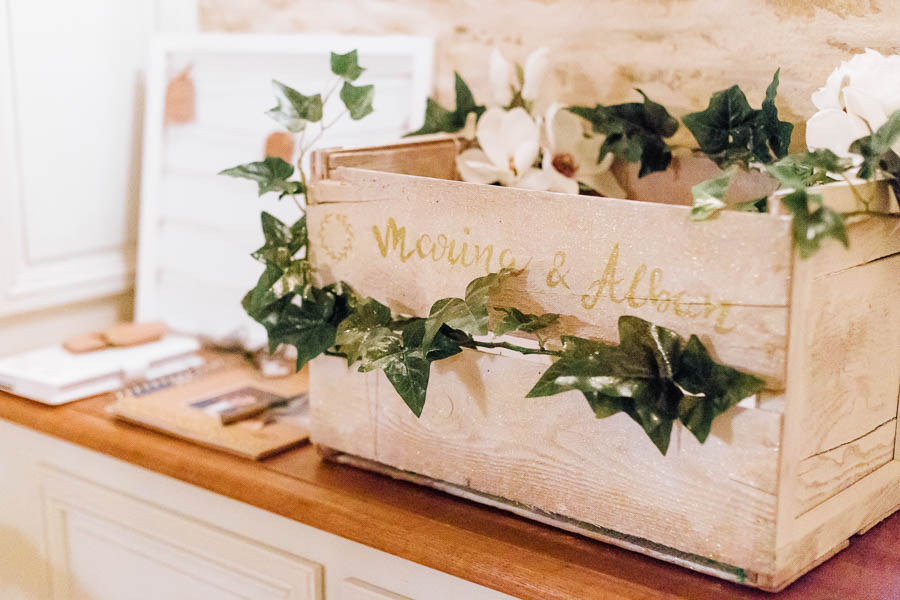décoration mariage international