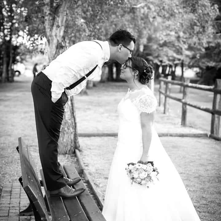 robe de mariée salon du mariage