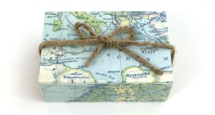 dragées mariage voyage