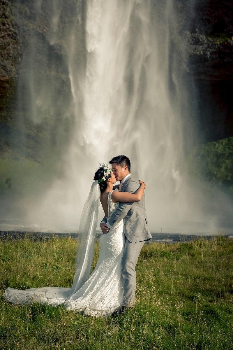 mariés islande