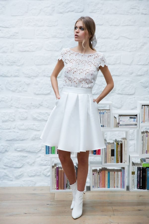 marie laporte robes de mariée mariage civile collection 2019
