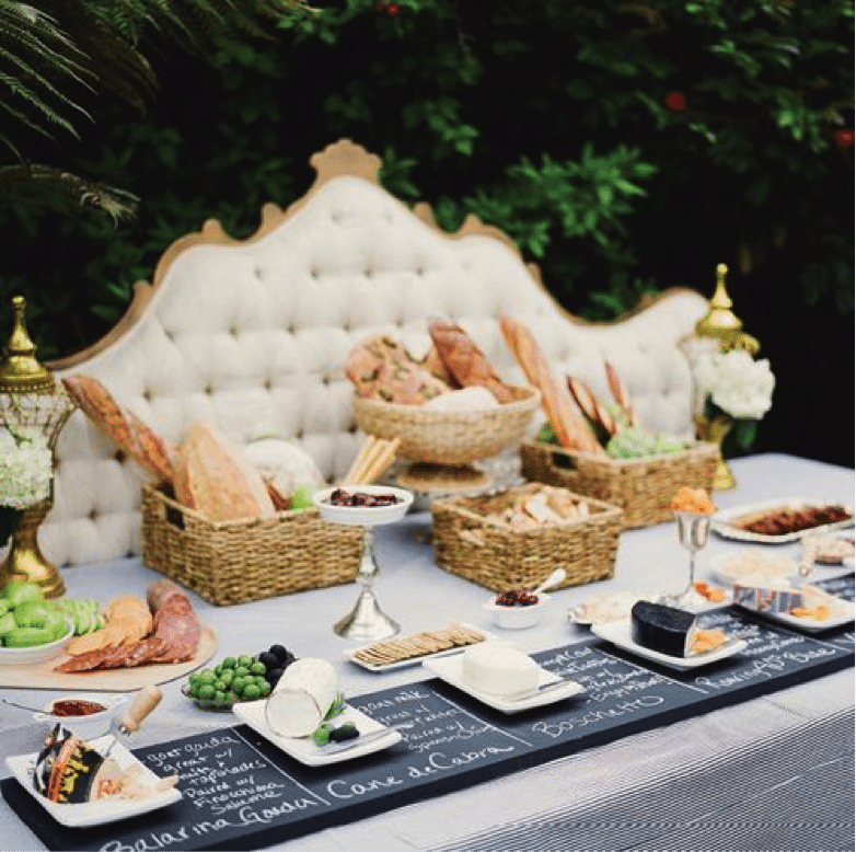 bar fromages mariage