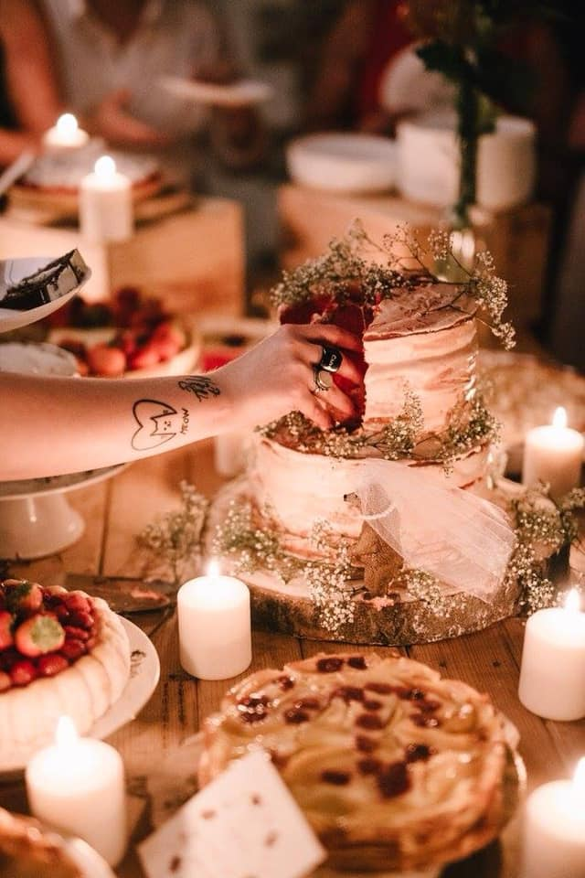 gateau dessert de mariage
