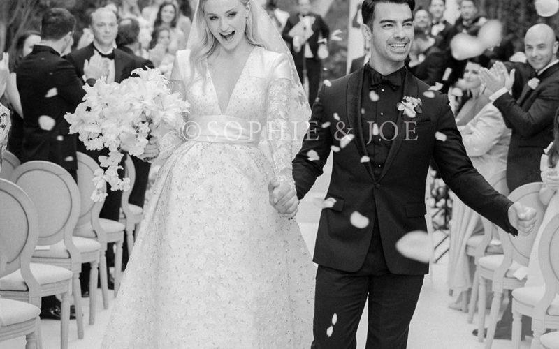 Real Wedding : Sophie Turner et Joe Jonas